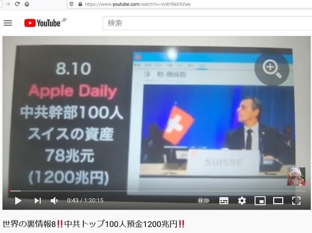 100人で1200兆円の隠し資産をスイスに持っていた中国共産党.jpg